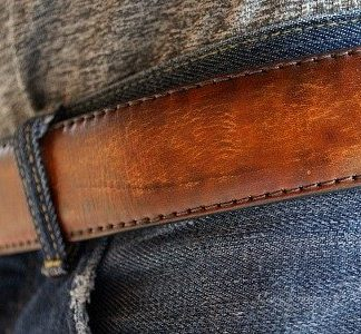 Leather Belt created by Vvego International