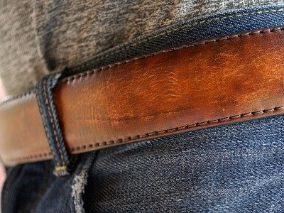 Vvego Leather Belt