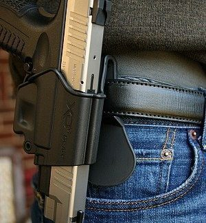 Tactical Belt (for holster anchoring) by Vvego International