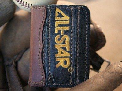 Baseball Glove Credit Card Bifold