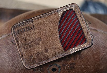 Front Pocket Football Leather Wallet-Vvault Series