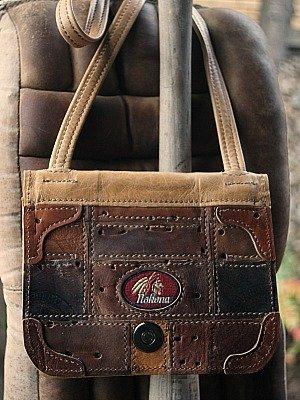 Purse Made From Baseball Glove Leather-Nokona Series (An MVP Exclusive)