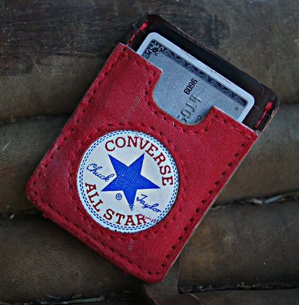 Chuck Taylor Converse All Star Wallet